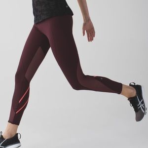 Lululemon All Meshed Up 7/8 Tight Pant 4